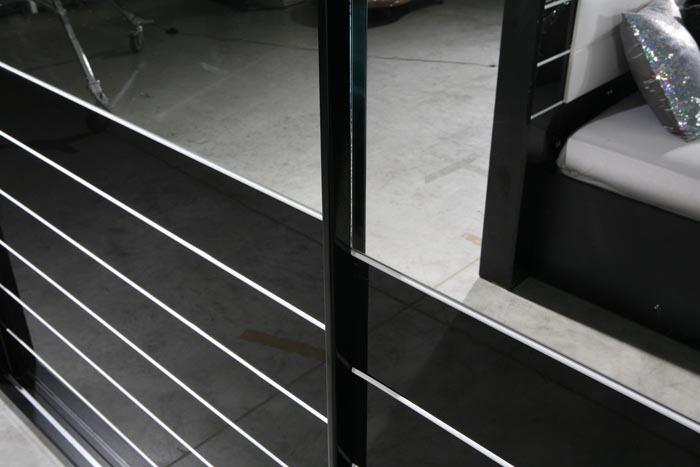 schlafzimmer komplett linn schwarz, Hause deko