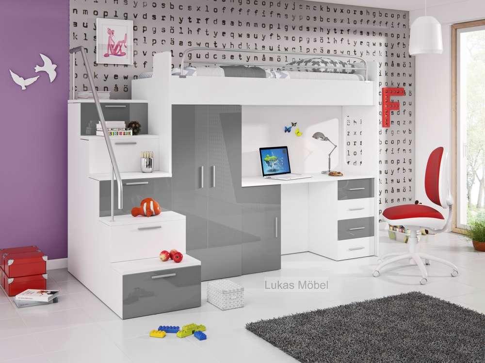 Etagenbett Weiss Hochglanz : Hochglanz weiß schrank elegant fotos etagenbett hochbett